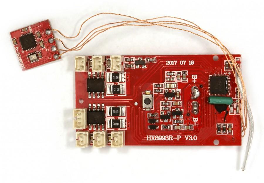 Základná doska s prijímačom pre JJRC 8993W