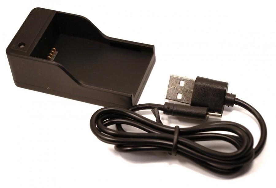 Čierna nabíjačka JJRC 8993W + Micro USB