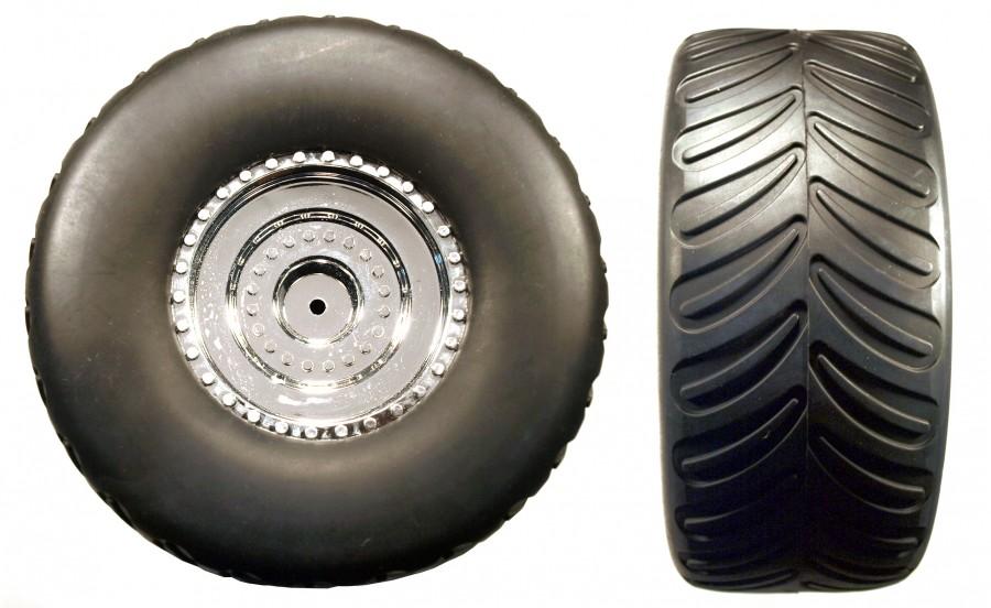 VRX Racing Kompletné koleso 2ks - 10819