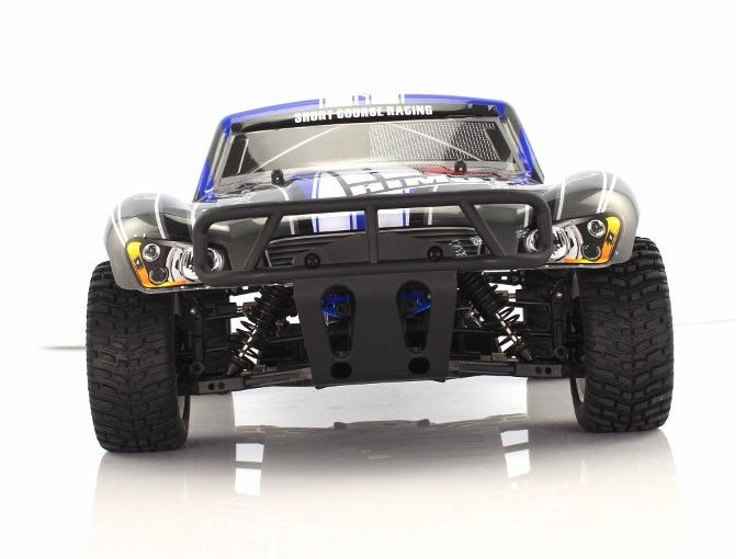 RC Auto Himoto Corr Truck Brushless 2,4 GHz (HSP Rally Monster) - 17092