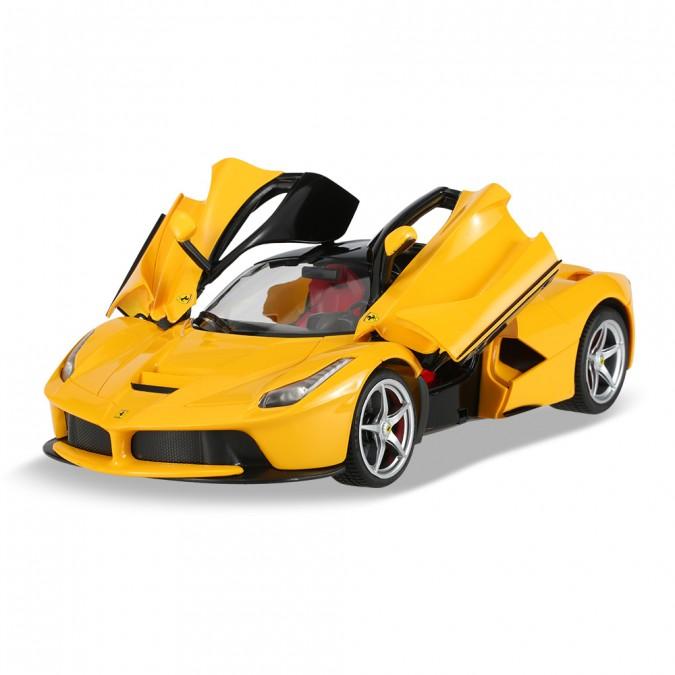 RC auto na ovládanie Rastar La Ferrari F70 1:14 RTR - žltá
