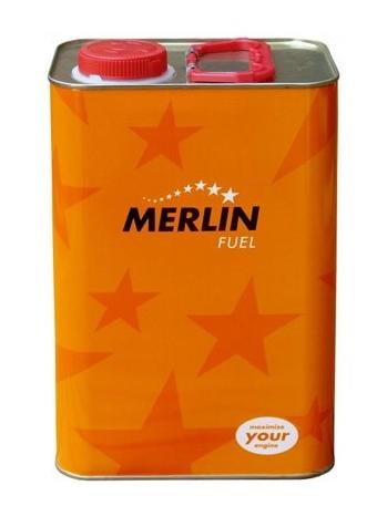 Palivo Merlin Expert 16% auto & loď 5.0L