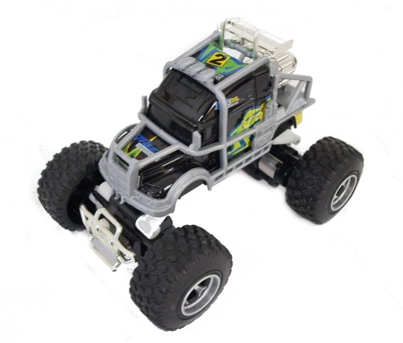 WL toys: Off-road Car 6063 1:48 2WD 35/40MHz - čierne