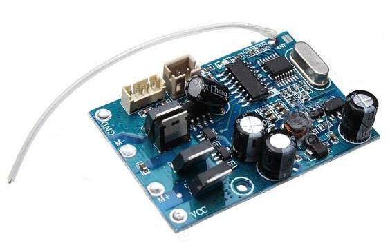 WL / XK Základná doska - prijímač pre WL911