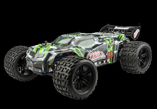 VRX Racing COBRA EBL 1: 8 Buggy Brushless 60km / h 2,4 GHz RTR