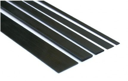 GPX Extreme Uhlíkový pás 3,0x3,0x1000 mm