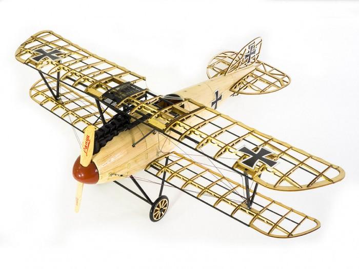 DW Hobby: Airplane Albatross KIT Plus
