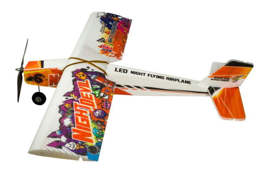Airplane Night Devill KIT + Motor + ESC + Servo