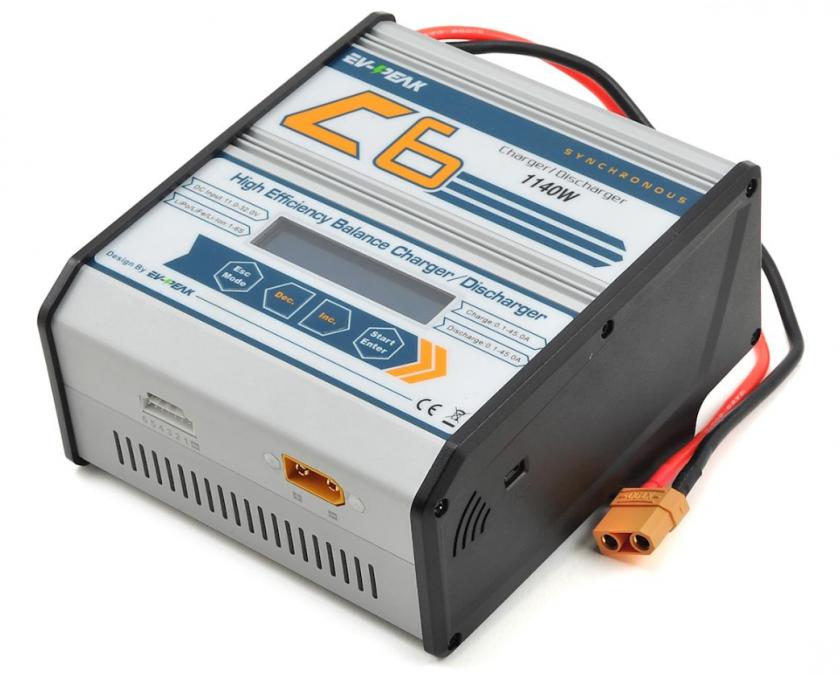 Nabíjačka Vista Power C6