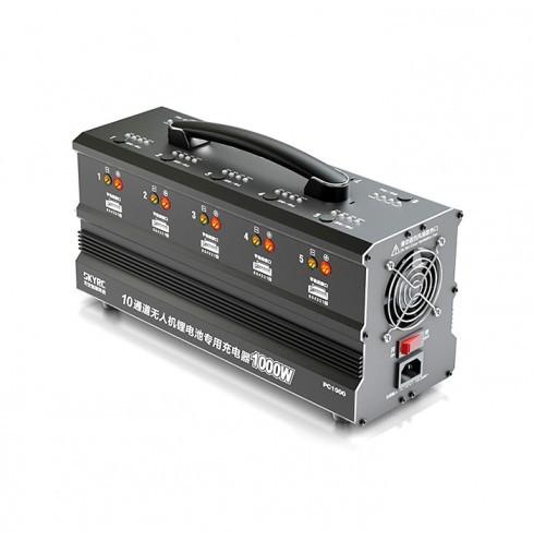 SkyRC PC1000 10X100W nabíjačka