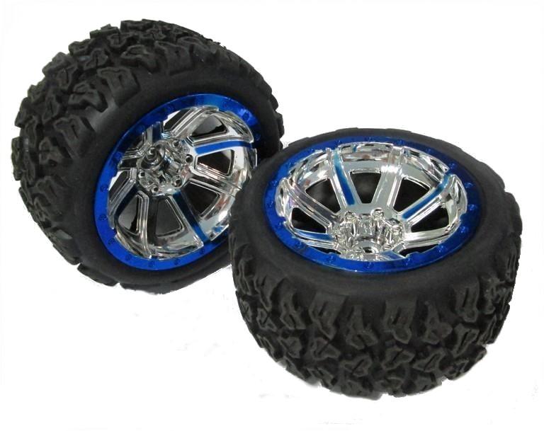 NQD Kompletné koleso 4wd12-32 Wheel + Tire 1pc