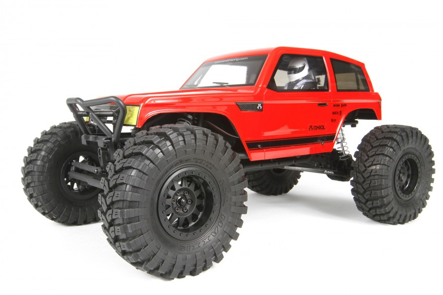 RC Auto Axial Wraith Spawn 1:10 4WD Rock Racer KIT