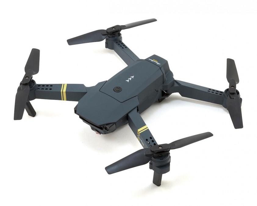 Eachine Dron na ovládanie E58 WiFi FPV 2MP, 2 batérie, 2.4GHz, návrat