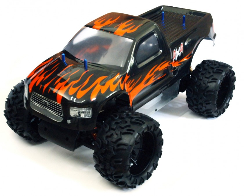 VRX Racing Monster Truck Blaze 1: 5 Offroad 2WD 2,4 GHz RTR