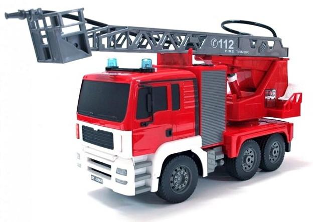 Double Eagle Požiarné auto 1:20 FireTruck 2,4 GHz