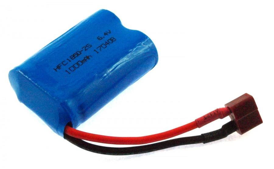 1000mAh 6.4V Li-Ion batéria T-Dean na WL L959-A