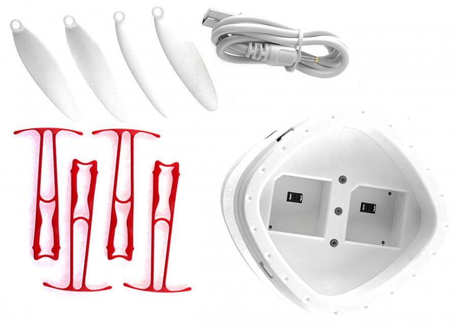 Syma Z2 (ovládanie telefónom, FPV WiFi kamera, optická stabilizácia, sklápanie, auto-štart)