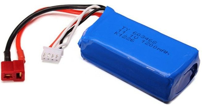 1200mAh 11.1 V LiPo T-Dean na WL915