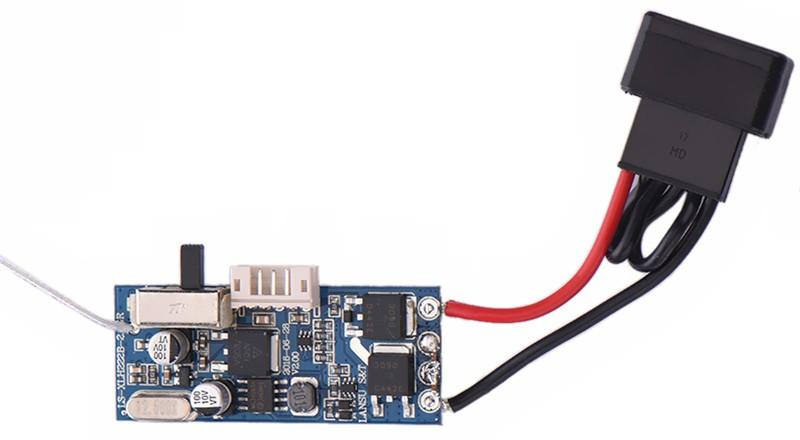 Základná doska s 2,4 GHz prijímačom pre XLH-9115/9116