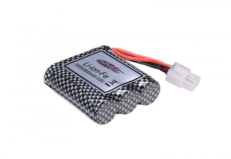 Batéria 800mAh 9.6V Li-lon-Fe XLH konektor pre XLH-9115
