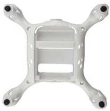 Spodná časť bieleho puzdra - X21-01A