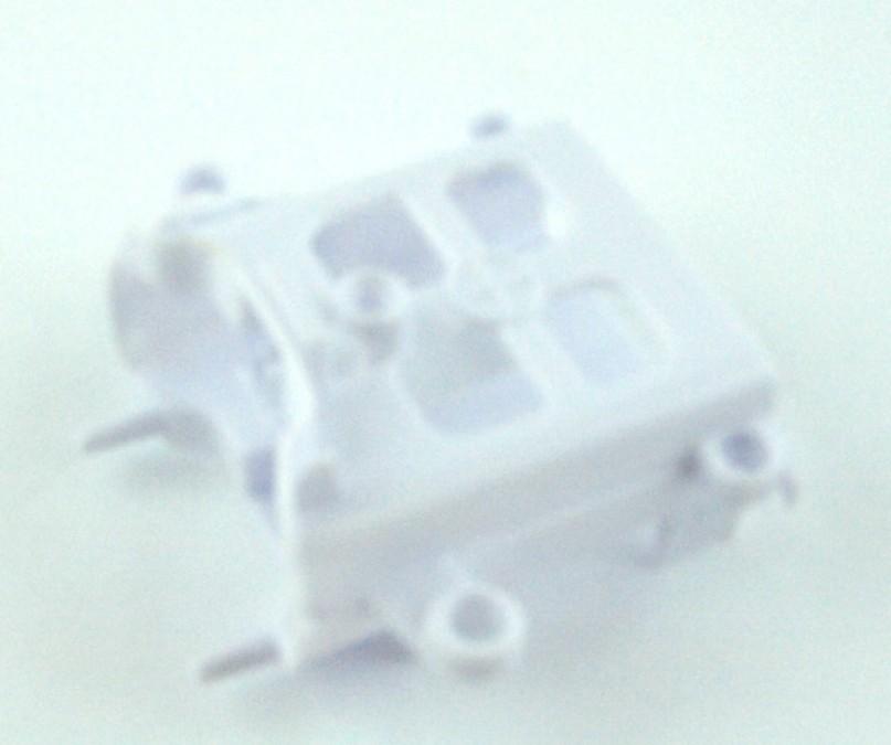 Biely držiak batérie - X22W-07