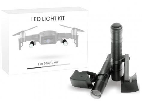 LED osvetlenie pre DJI Mavic Air