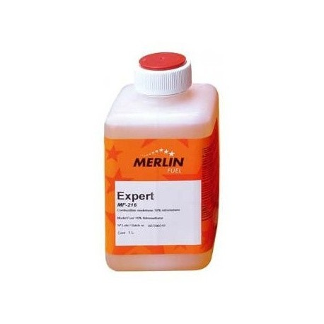 Merlin Expert Fuel 25% auto & loď 1.0L