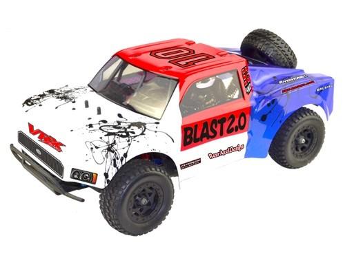 VRX Racing Octane Blast EBL 1:10 4x4 2,4 GHz RTR