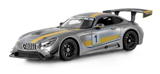 RC auto na ovládanie Rastar Mercedes-AMG GT3 1:14 RTR - šedá