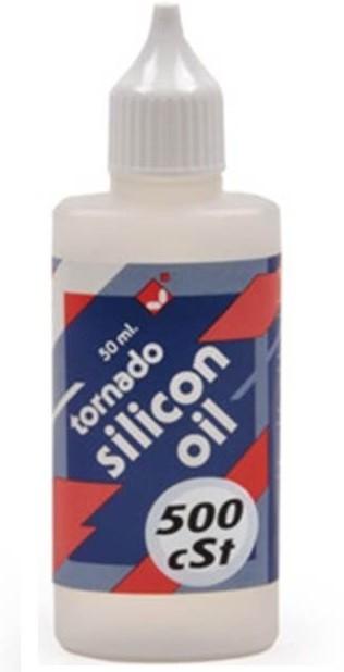 Tornado Silikónový olej na tlmiče 500 cSt