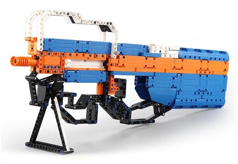 Double Eagle Guľomet P90 - stavebnica DE (C81003W)