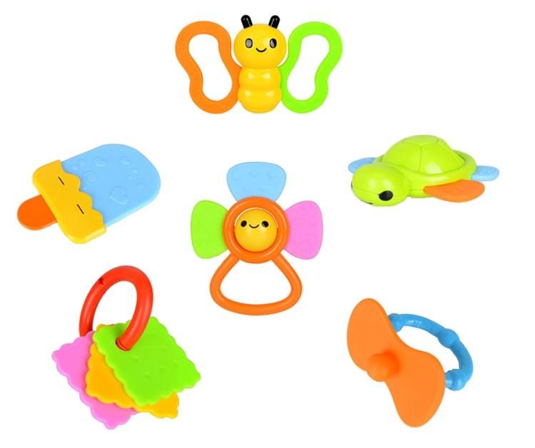 Hračky na hryzenie pre deti
