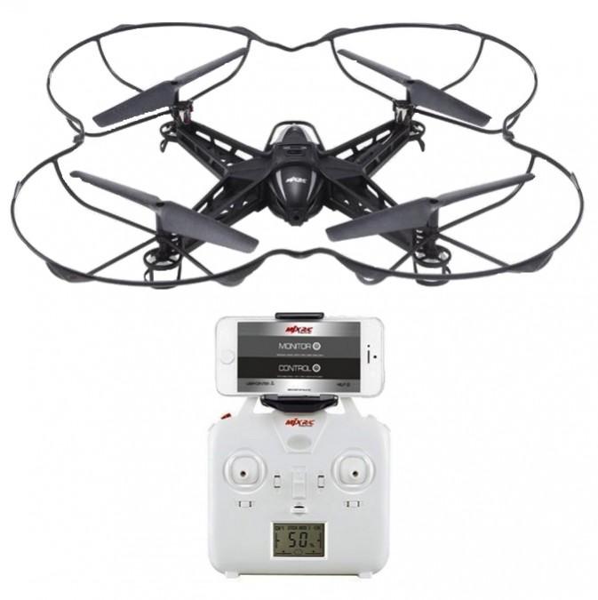 MJX X301H RTF (kamera FPV, 2,4GHz, 4CH, gyroskop, barometer, 31cm)