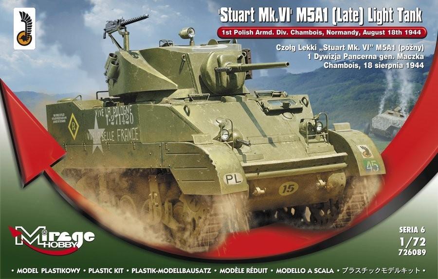 MIRAGE: Light Tank