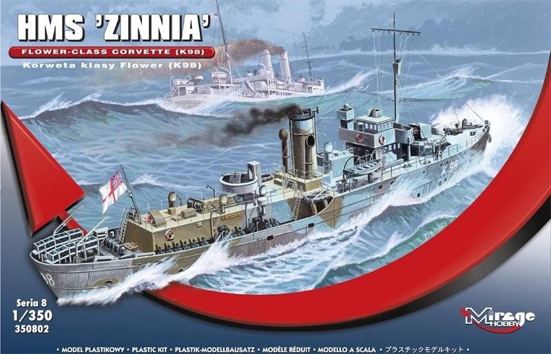 MIRAGE HMS