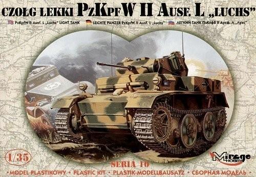 MIRAGE Panzer. II Ausf L