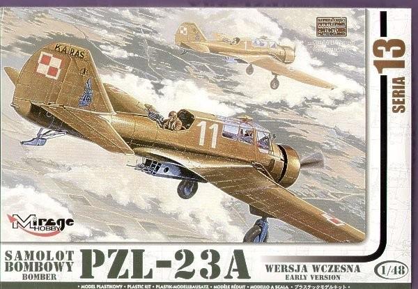 MIRAGE PZL-23A
