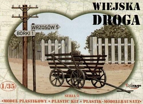 MIRAGE Country Road Poľská verzia