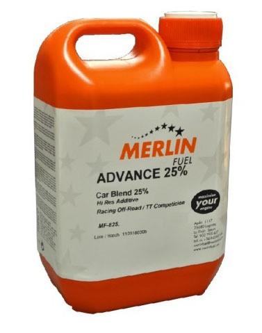 Palivo Merlin Advance 25% auto 5.0L