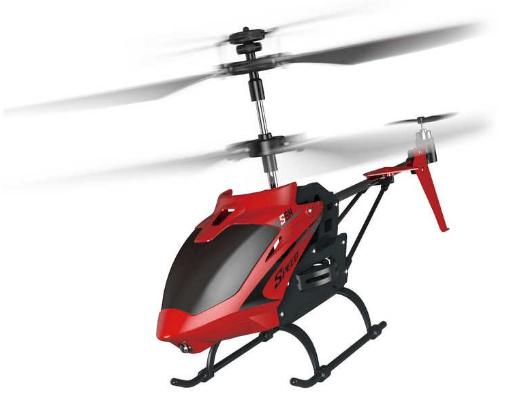 RC vrtuľník Syma S5H Speed - červený
