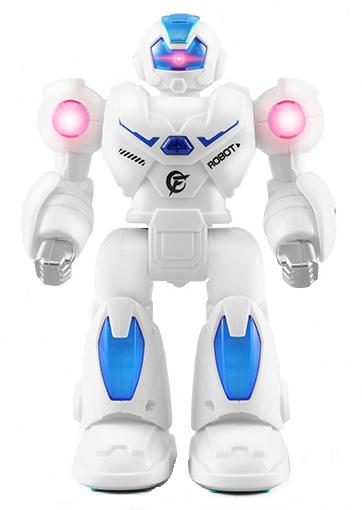 Feng Yuan Mini Robot Myth Armor - Modrá