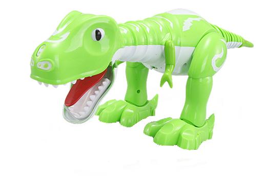 Feng Yuan Dino (svetelné a zvukové efekty) - zelená