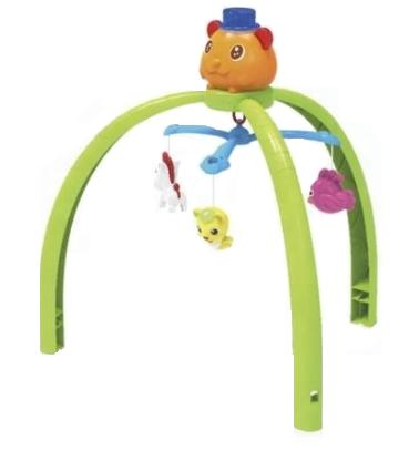 MZ MODEL: Hudobná hračka 3 v 1 pre deti 0M +