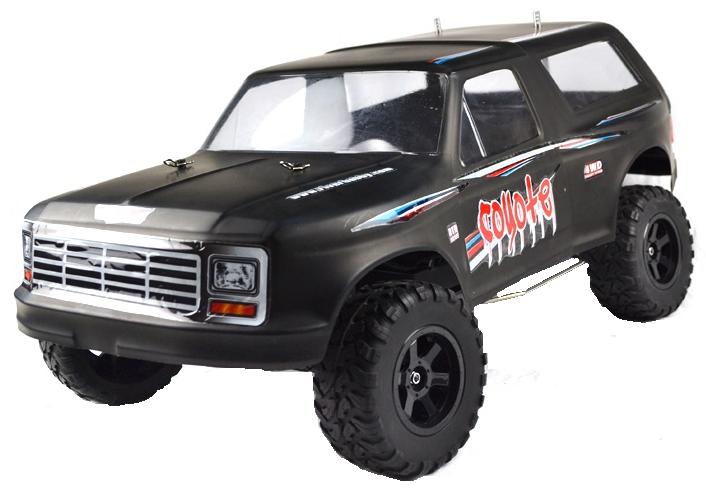VRX Racing Coyote EBL 2,4 GHz RTR bezkartáčový - R0187