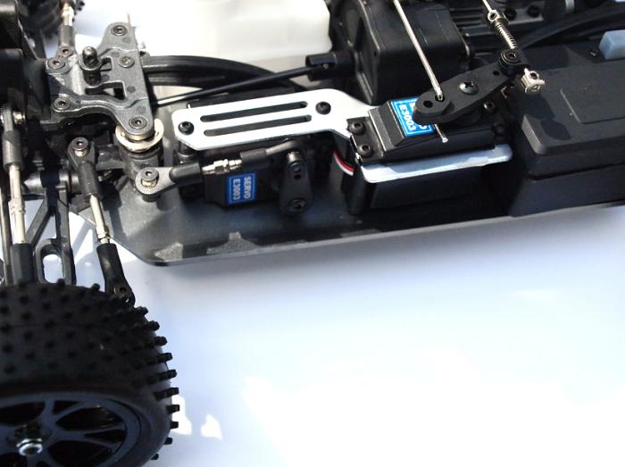RC auto na ovládanie VRX Racing Spirit N2 Nitro 1:10 2.4GHz 4WD - R0072