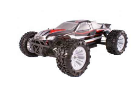VRX Racing: Sword EBL PRO 2.4GHz 80km - brushless carbon