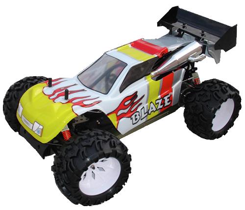 VRX Racing Blaze Truck 2WD 2,4GHz benzín