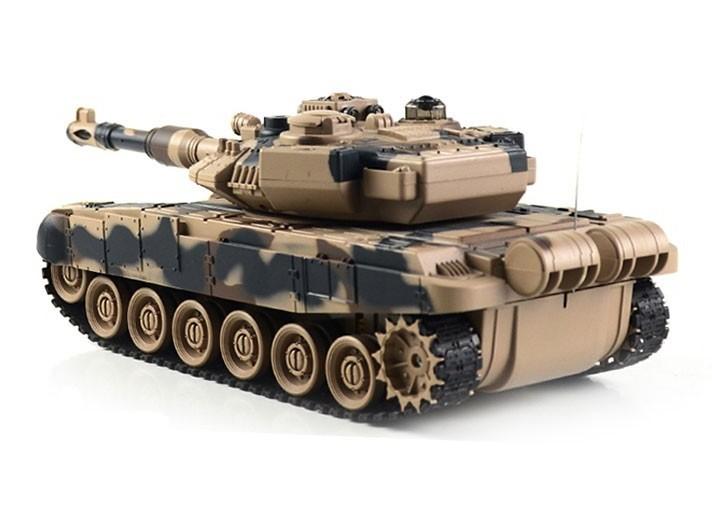 RC tank na ovládanie UF Russian T90 1:28 2,4 GHz RTR