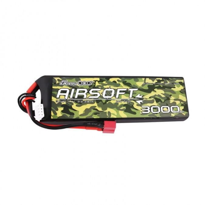 Airsoft Batéria 3000mAh 11.1V 25 / 50C Gens Ace Airsoft Gun
